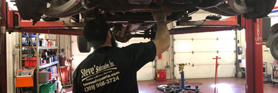 Auto Repair Reviews Peoria IL